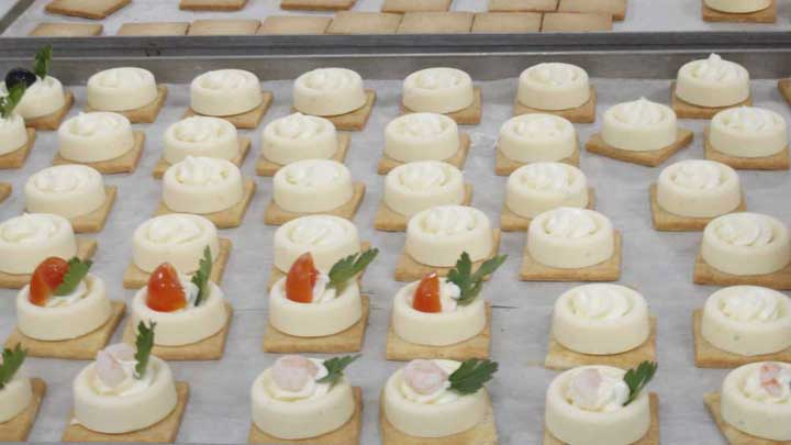 Specializzazione in Pasticceria Salata