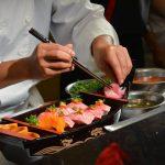sushi boat italian food academy