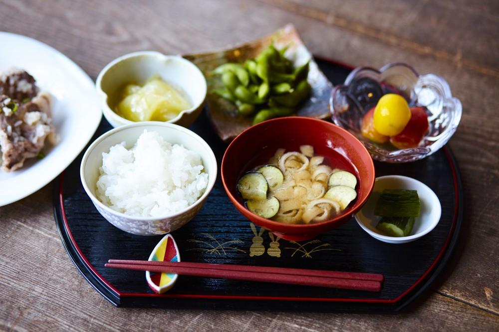 Washoku, Diet Unik yang Mengharuskan Makan Banyak Nasi