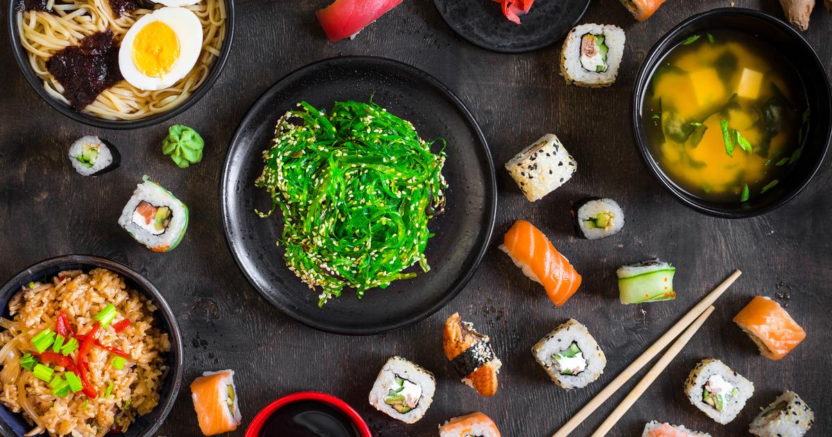 Corso di Cucina Giapponese - Italian Food Academy